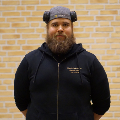 Linda Carlstad kassör - Oscar Kamph