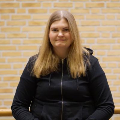 Linda Carlstad ordförande - Johanna Eriksson
