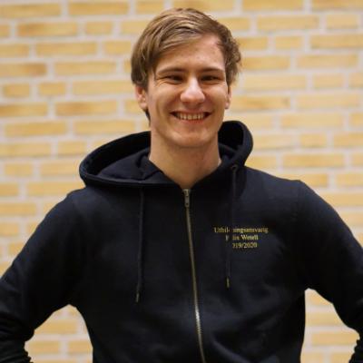 Linda Carlstad utbildningsansvarig - Felix Wetell