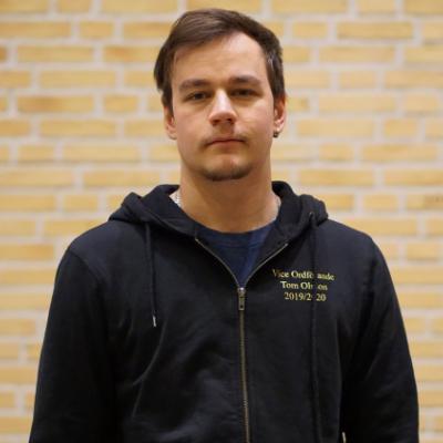 Linda Carlstad vice ordförande - Tom Olsson